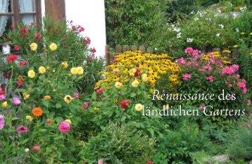 Die Kunst, Gärten zufällig aussehen zu lassen Auch Bauerngärten ...