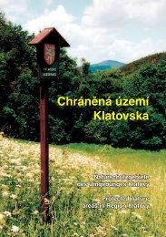 Chráněná území Klatovska