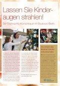 Weihnachtseinkäufe genießen! - Boulevard Berlin - Seite 3