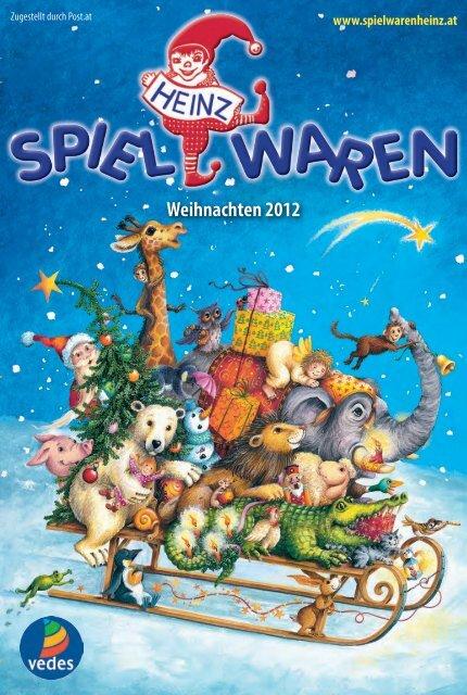 Weihnachten 2012 - Spielwaren Heinz