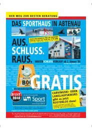 halben Preis - WM-Sport