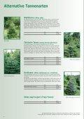 weihnachtSBaUM JUngpflanzen 2013 - Herzog.Baum - Seite 6