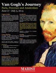 Van Gogh - Marist College