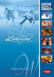 WinTerpreise 2011 - Hotel Lacknerhof