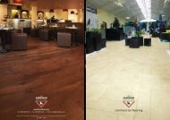 commercial flooring - EJ Welch Company