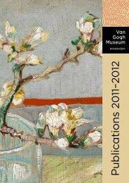 P ublications - Van Gogh Museum