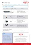 ABUS Security-Center Referenz   Videoüberwachung der Spiele ... - Page 2