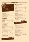 Drinks - Spago Zug - Seite 3