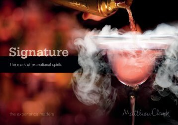 Other spirits - Matthew Clark