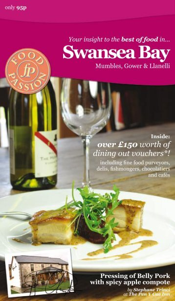 Food Passion Guide 2008 - Swansea: It's a Bay of Life