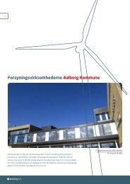 Forsyningsvirksomhederne Aalborg Kommune - EG A/S