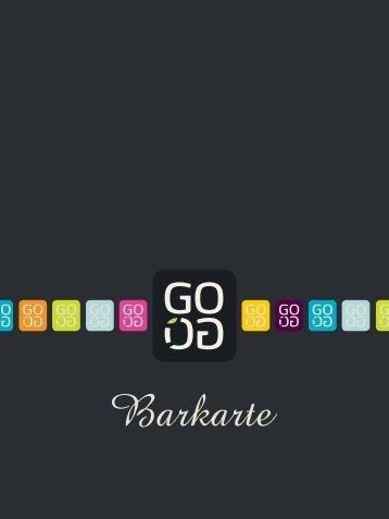Barkarte - Goija