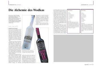 Wodka - lisanne.ch