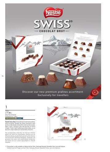 24-karat Gold Truffles - Swiss
