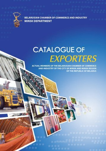 EXPORTERS CATALOGUE (download)