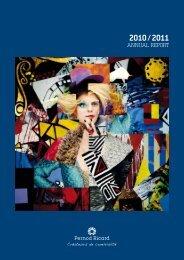 annual report - Pernod Ricard Deutschland