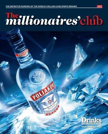Millionaires - Drinks International