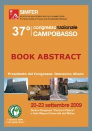 BOOK ABSTRACT - Simfer