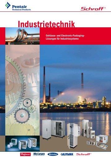 Industrietechnik - Schroff GmbH