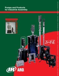Pumps and Products for Industrial Assembly - Aquapump