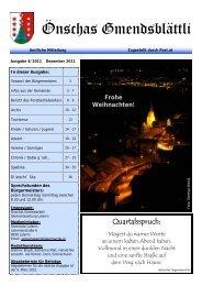 zeitung 4-2011.pub - Gemeinde Laterns