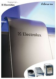 chs-System... - Electrolux