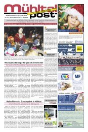 Januar 2013 - Mühltalpost