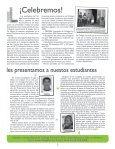 Introducemos Nuestra Primera Graduada de la ... - College Forward - Page 3