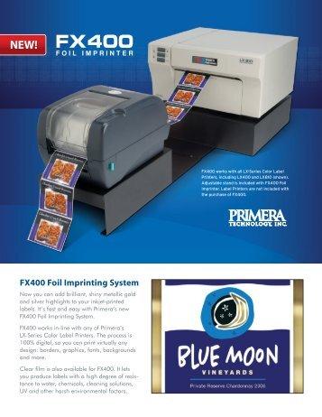 FX400 Foil Imprinting System