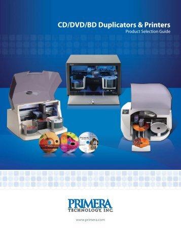 Professional-Grade Disc Publishers - Total Media, Inc.