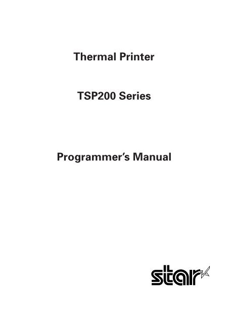 STAR TSP200-24 WINDOWS 8 DRIVERS DOWNLOAD (2019)