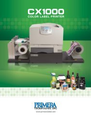 Brochure - Label Printers