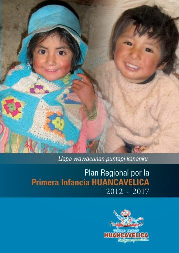 Primera Infancia HUANCAVELICA - PROGRAMA CONJUNTO ...