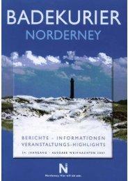 wbk-2003.pdf (7,2 Mb) - Chronik der Insel Norderney