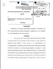 Complaint: Brion Randall and 2Randall Consulting Group, LLC