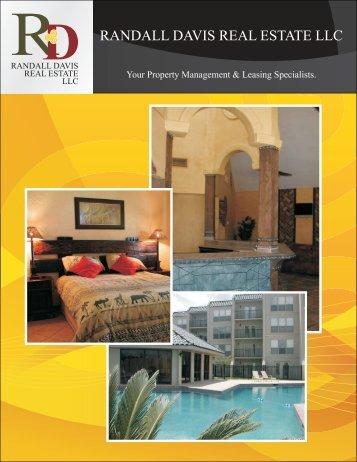 RANDALL DAVIS REAL ESTATE LLC - real estate websites