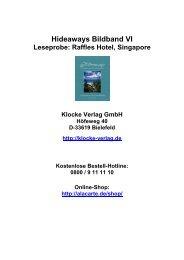 Raffles Hotel / Singapur
