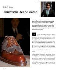 Onderscheidende klasse - M.Bech Shoes