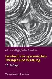 Lehrbuch der systemischen Therapie und Beratung 10. Auflage
