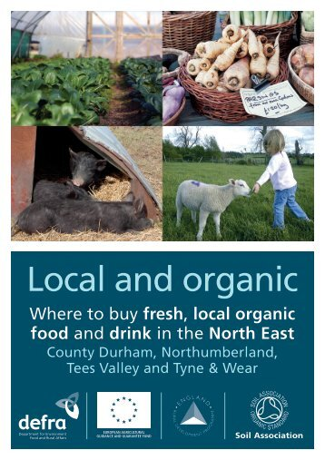 Local and organic - Research