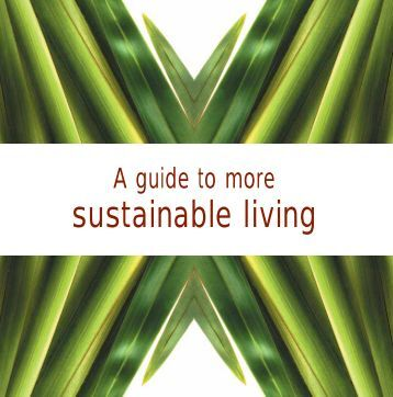 A Guide to More - Sustainable Business Network