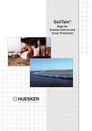 SoilTain-Bags -engl.- - Huesker