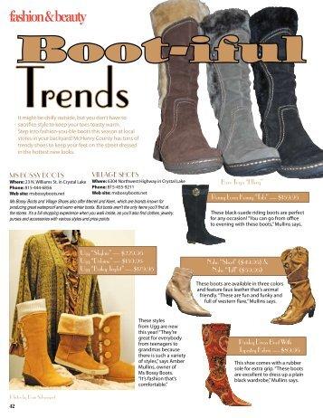 fashion & beauty - McHenry County Magazine