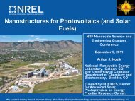 E - NSF Nanoscale Science and Engineering Grantees Conferences