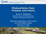 Photovoltaics: Past, Present, and Future