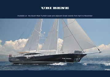 UBI BENE - Valena Yachts