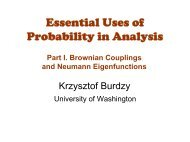 Neumann Eigenfunctions and Brownian couplings