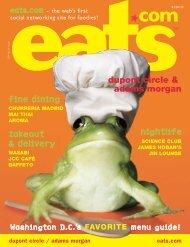 dupont circle & adams morgan - Local Restaurants, Online Menu ...
