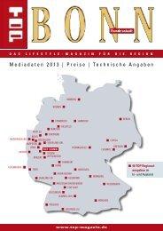 Einzigartig: Marketing-Plattform und Treffpunkt für ... - TOP Magazin