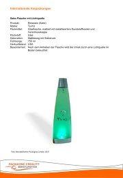 Folie 1 - Berndt & Partner Packaging Consultants